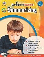 Summarizing Grades 5-6 (Spotlight on Reading) [並行輸入品]
