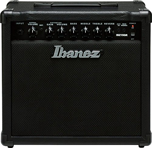 amplificador 15w fabricante IBANEZ