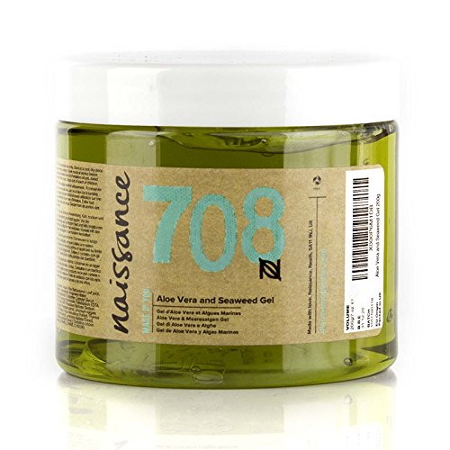 Naissance Gel d'Aloe Vera et Algues Marines (n° 708) - 200g - végan et sans OGM