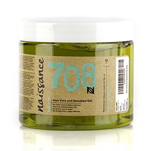 Naissance Aloe Vera & Meeresalgen Gel 200g