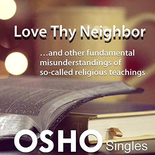 Love thy Neighbor audiobook cover art