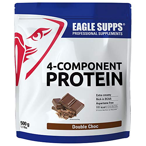Eagle Supps 4-Komponenten Protein 500g Double Choc