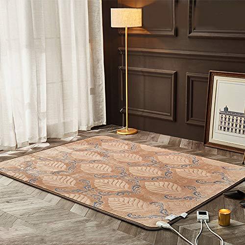 Why Choose N \ A Warmer Under Rug Instant Radiant Floor Heater, Floor Heating Mat System for Laminat...
