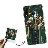 Mookase Funda para Huawei P30 Lite Personalizada para TU MÓVIL con Imagen O Texto, Carcasa Personalizable, Gel Flexible, Borde Trasparente, Regalo Original