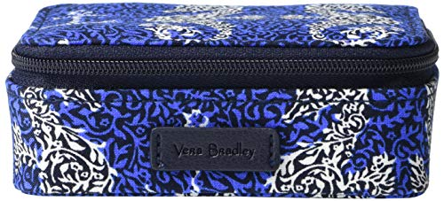 Vera Bradley Signature Cotton Travel Pill Organizer Seahorse of Course