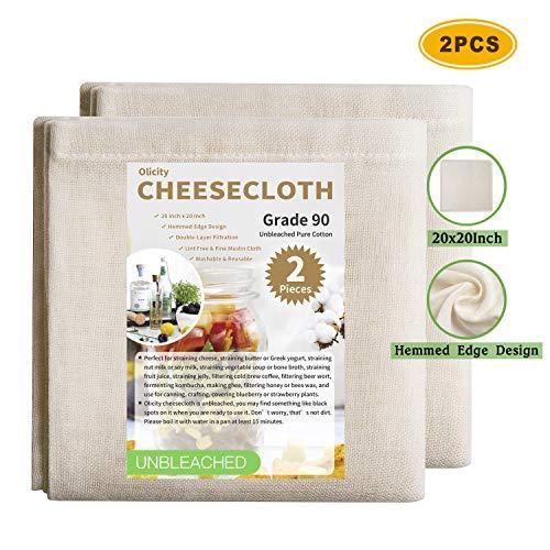 Cheesecloth / Nut Milk Strainer