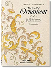 The World Of Ornament - Edición Bilingüe: BU (Bibliotheca Universalis)