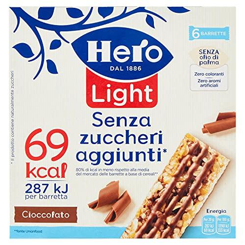Hero Light Cioccolato, 120g