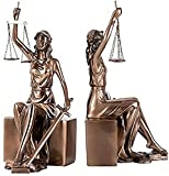 Muyuuu Estatua para estantería, Estatua de Dios Griego, Estatua de Estatua Estatua Estatua Estatua Decorativa Estatua estantería Vintage Diosa Escultura