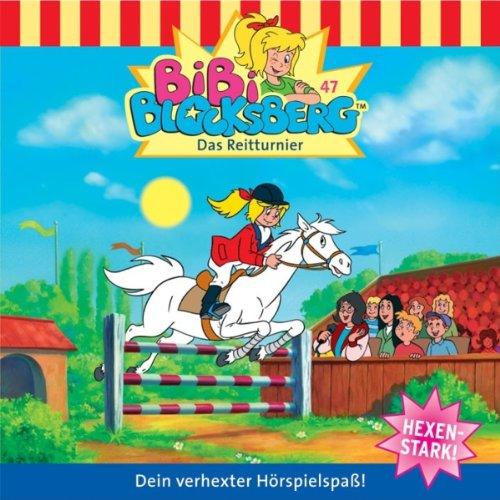 Das Reitturnier (Bibi Blocksberg 47) Titelbild