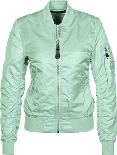 Alpha Industries Damen Jacken / Bomberjacke MA-1 VF grün XL
