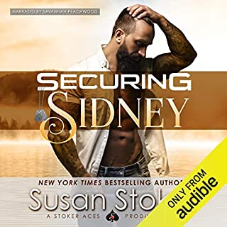 Page de couverture de Securing Sidney