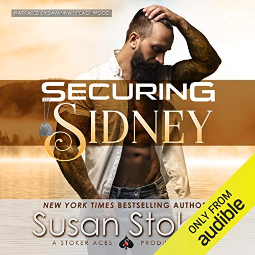 Securing Sidney audiobook cover art