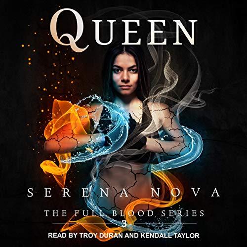 Queen cover art