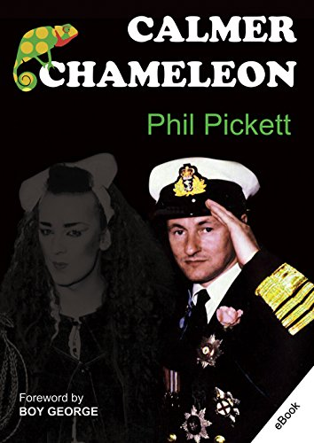 Calmer Chameleon: Adventures of a songwriter (English Edition)