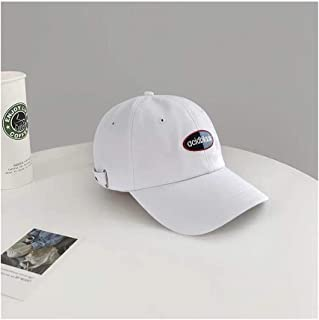 Hats Baseball Cap Hat Female Winter Fashion Casual Cap Fashion (Color : White, Size : F)