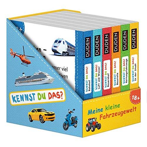 Kennst du das? Meine kleine Fahrzeugewelt (DUDEN Pappbilderbücher Kennst Du das?)