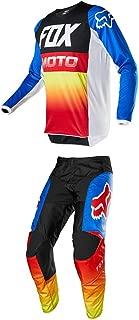 Fox Racing Youth 180 Fyce Jersey/Pants Set-(S/22)