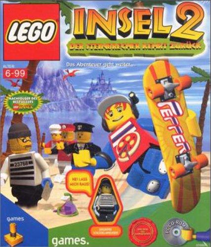 LEGO Insel 2, Der Steinbrecher kehrt zurück, PSX-CD Für PlayStation