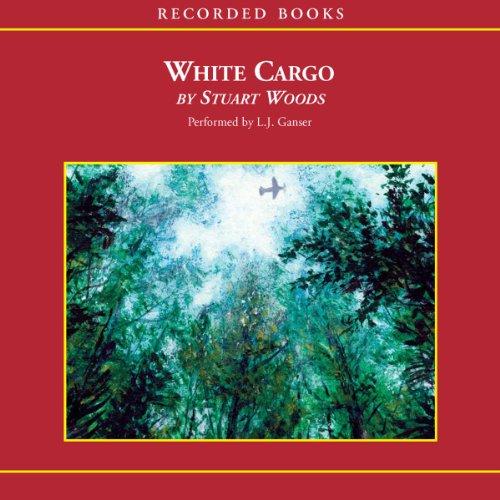 White Cargo audiobook cover art