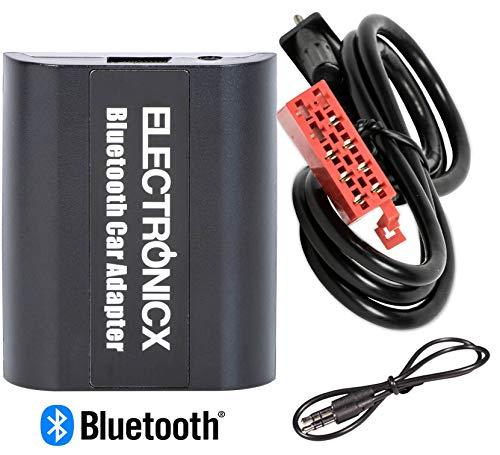 Elec-BTA-VW10 Musikadapter mit Bluetooth Modul Freisprecheinrichtung AUX, USB, MP3 Player passend VW Gamma 4