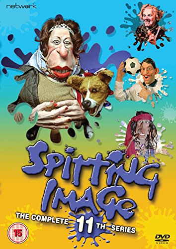 Spitting Image - Series 11 - Complete