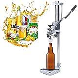 HIMAPETTR Llenadora De Botellas De Cerveza con Contrapresión De Vino De Cerveza, Accesorio De La Herramienta De La Elaboración De La Cerveza De La Cerveza De Brew
