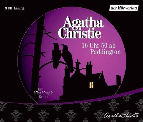 16 Uhr 50 ab Paddington von Christie. Agatha (2006) Audio CD