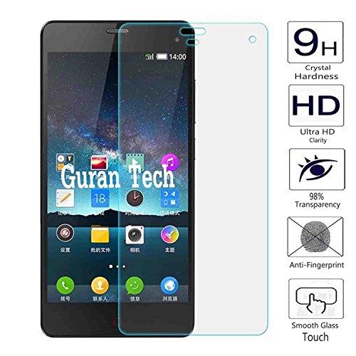 Guran® Pellicola Protettiva ultra Resistente in VetroTemperato per ZTE Nubia Z7 Mini Smartphone Ultra Sottile Screen Protector Film