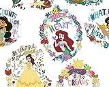 Little Johnny - Disney - Princess träumt von Baumwollstoff