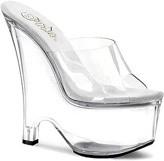 Best pleaser wedge heels Reviews