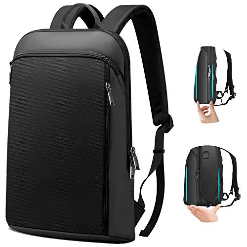 Super Slim and Expandable 15 15.6 16 Inch Laptop Backpack Anti Theft...