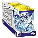 WC Frisch Kraft-Aktiv Frische Brise, WC-Reiniger und Duftspüler, 10er Pack (10 x 1 Stück)