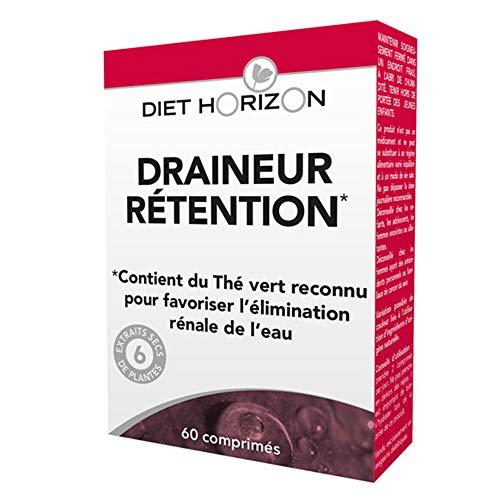 Draineur Rétention 60cp - Diet Horizon
