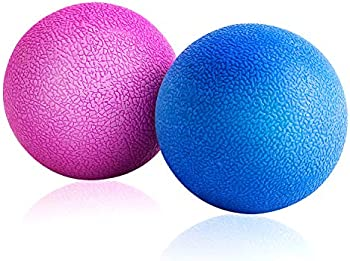 2-Pack Massage Balls Hot or Cold Therapy Roller Set