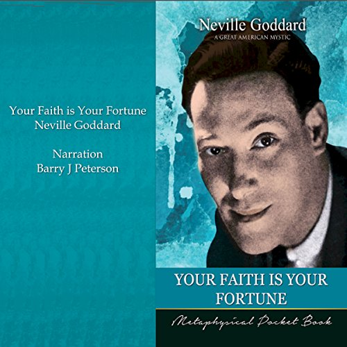Your Faith Is Your Fortune audiobook cover art