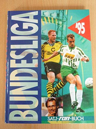 Bundesliga '95. SAT.1 - ran - Buch.