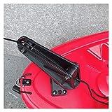 ZRNG Bloqueo de Anclaje con Sistema de liberación Soporte de Cubierta Lateral para Kayaks Canoa Pequeño Barco Pesca Inflable Barco Barco PVC Accesorios Kayak