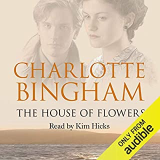 The House of Flowers audiobook cover art