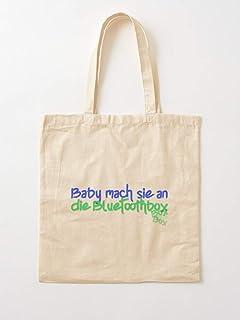 Atarahavenue Schulz Firmly Jan Olli Fluffy Bremen Hamburg Bhmermann Canvas Tote Umhängetasche Stylish Shopping Casual Bag Faltbare Reisetasche