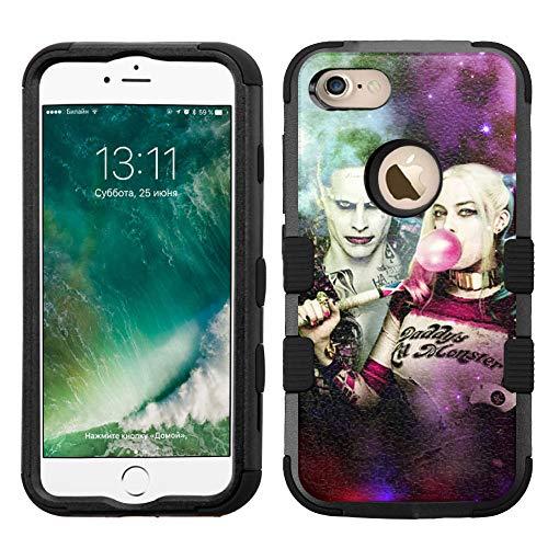 51R4Zq07GxL Harley Quinn Phone Cases iPhone 8