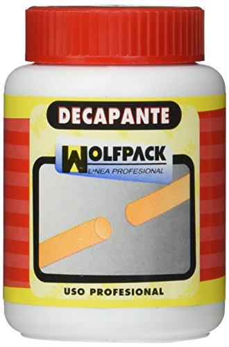 WOLFPACK LINEA PROFESIONAL Decapante Cobre Gel Wolfpack 100 Gramos.