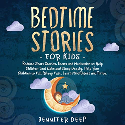 Bedtime Stories for Kids  By  cover art