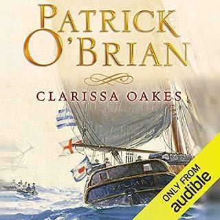 Clarissa Oakes cover art