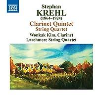 Krehl: Clarinet Quintet/String