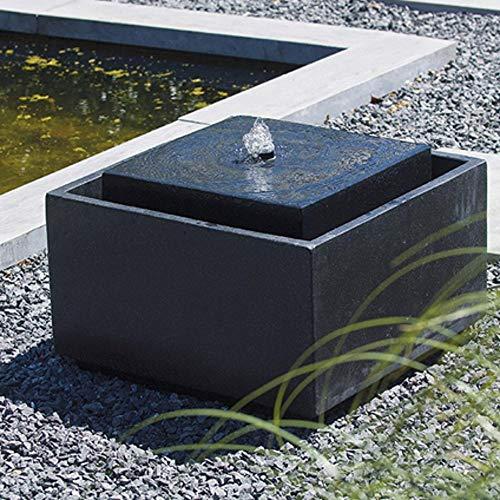 Ubbink Fontaine de terrasse Sonora à éclairage LED avec Pompe