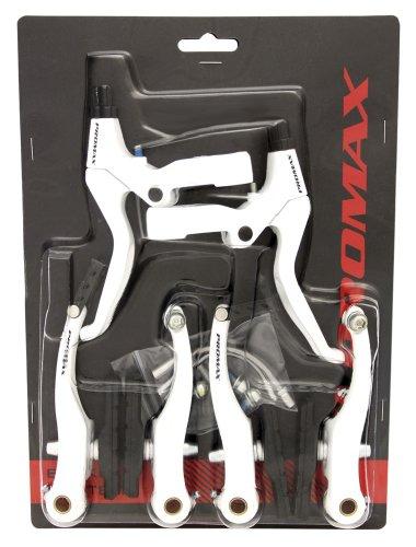 Promax Bremskörper Juego de Frenos V, Unisex, Blanco