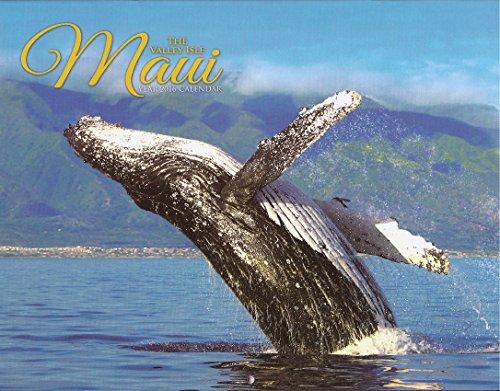 Maui The Valley Isle Hawaii Calendar 2016 - Hawaii Island Scenes - Beautiful Photographs