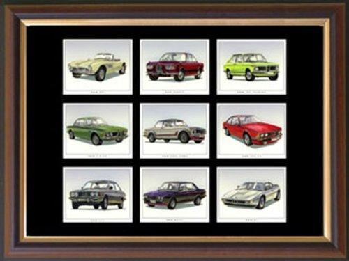 Yesterday's News Classic BMW Englisch Kollektor-Karten-Set