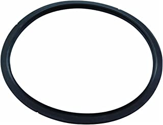 T-fal X90101 Seal Secure 5 Gasket for Stainless Steel Pressure Cooker Cookware, P25142 4-Quart P25107 6.3-Quart and P25144 8.5-Quart, White